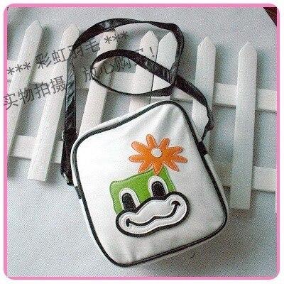 Price of the cabbage monella vagabonda black cartoon messenger bag 160g