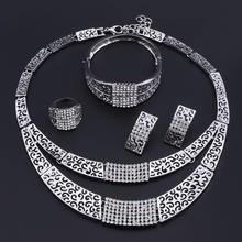 Oeoeos 2018 комплект ювелирных изделий в африканском стиле Дубай