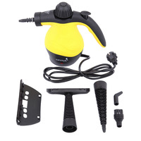 (Ship from Germany) Hand Steam Cleaner Household Steam cleaning machine High temperature mop hand held Kitchen 3 Bar