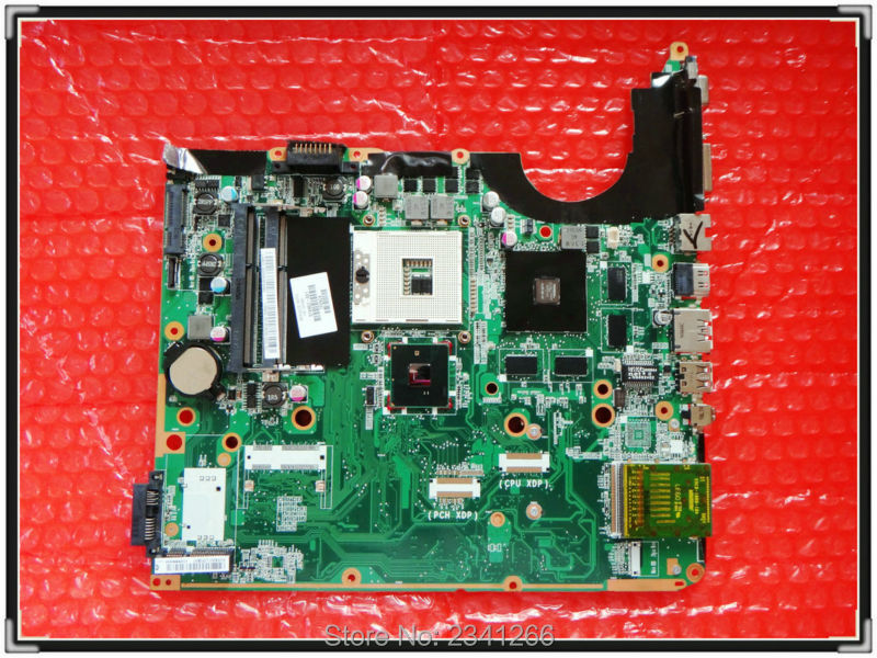 ФОТО 574902-001 for DV6T-2000 NOTEBOOK for HP DV6-2000 motheboard DA0UP6MB6E0 PM55 100% Tested working Free Shipping