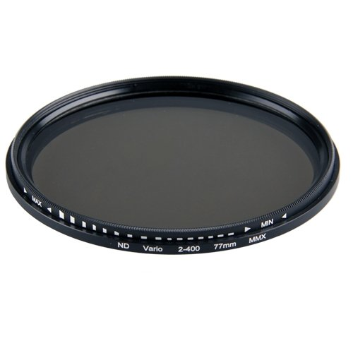 5x77mm Neutraldichtefilter Fader ND filtre variable Graufilter ND2-ND400