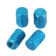4 Pcs/Pack Car Tire Valve Stem Caps Theftproof Valve Caps  Aluminum Tires Valves Tyre Stem Air Caps Airtight Cover Accessoire цена