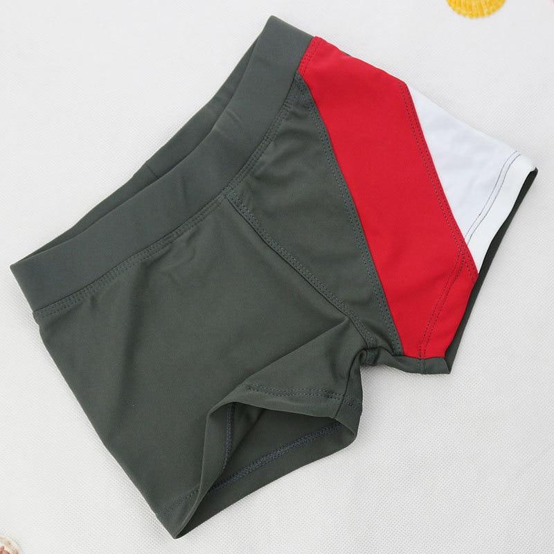 Kids Swimming Trunks Boys Nylon Bathing Suit Children Swim Shorts Baby Boys Beach Pants Swimwear Kids Swimsuit 3-12Years