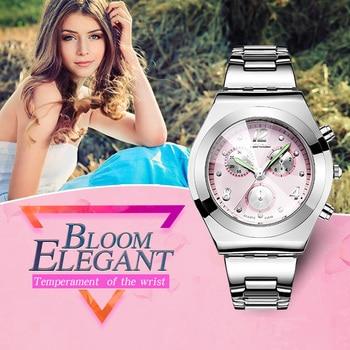 LONGBO Brand Women Dress Quartz Wrist Watches Ladies Famous Luxury Brand quartz-watch Relogio Feminino Montre Femme 8399