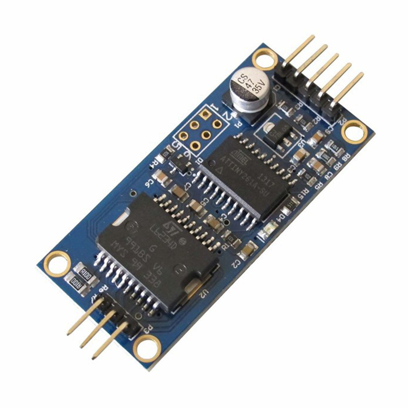 AlexMos BGC 3-Axis Expansion Module for 2-axis Brushless Gimbal Controller expansion module elc md204l text panel