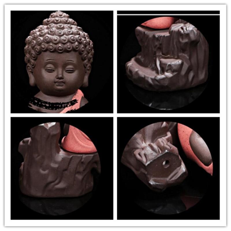 Little Buddha Incense Burner 4