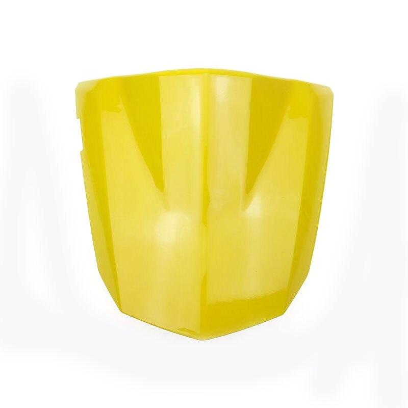 Motorcycle Yellow ABS Rear Passenger Seat Cowl Cover Fairing For Suzuki GSXR GSXR600 GSX R 750 K4 2004 2005