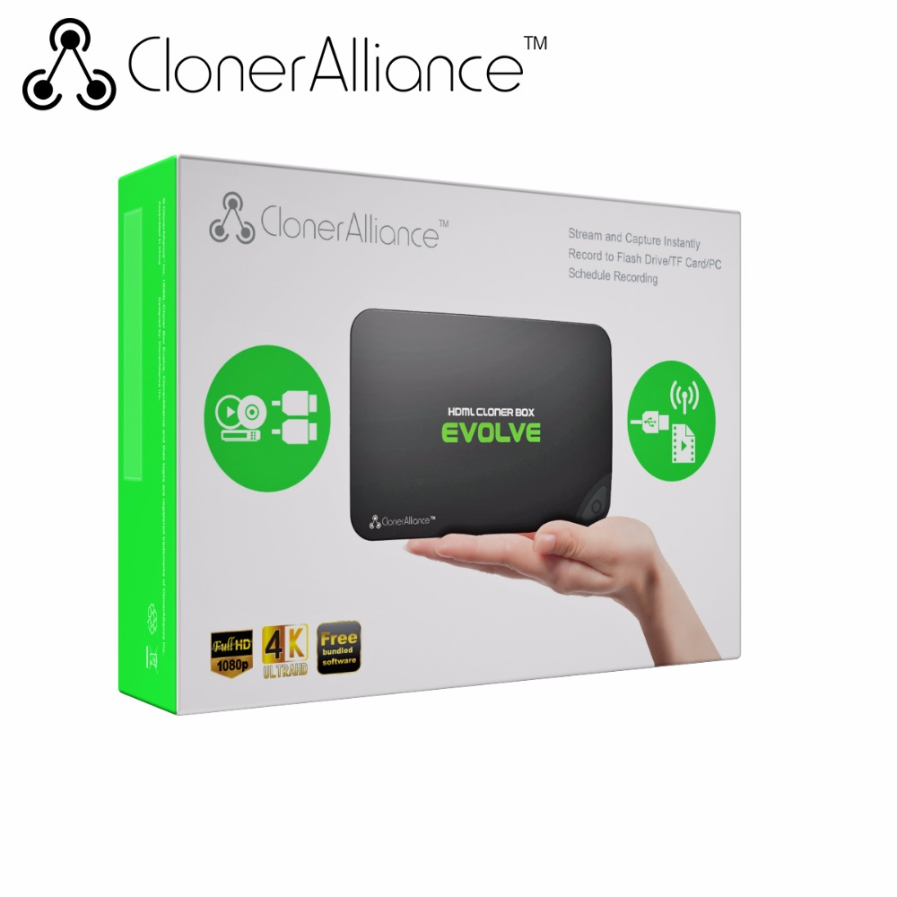 HDML Cloner Box Evolve KVM Switch HDMI Video Game Capture 1080P in USB Disk  TF PC For DVD PS3 PS4 Xbox Nintendo TV Set top Box-in KVM Switches from  Computer ...
