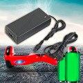 Profesional fuente de Alimentación Cargador de Batería Scooter Eléctrico Bicicleta Motor Ebike cargadores de Baterias 100-240 V AC 1.5A EE. UU. enchufe