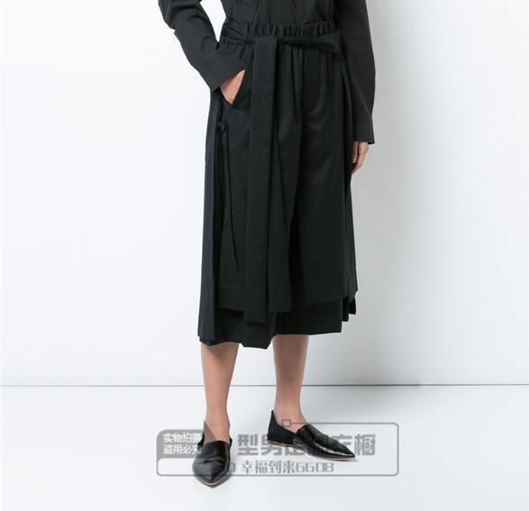 Large Une Jambe Le Sont Nouveau De 27 Noir Sept Pantalon 44 point Pantalon Paire Baggy Hommes BfzpxO7q