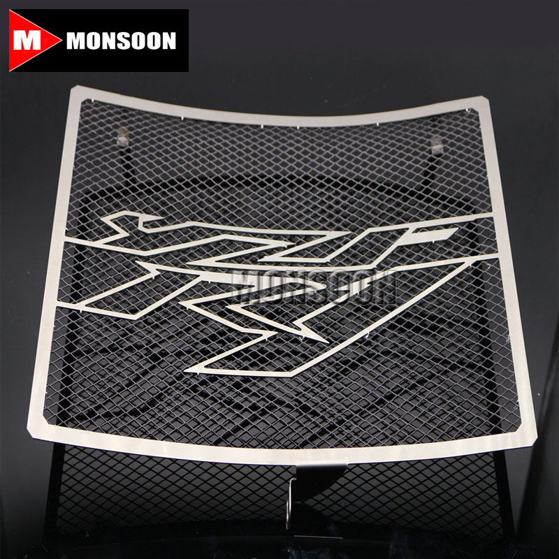 For YAMAHA YZF-R1 YZF R1 YZFR1 2009-2014 2010 2011 2012 Motorcycle Accessories Radiator Grille Guard Cover Fuel Tank Protection motorcycle radiator protective cover grill guard grille protector for yamaha yzf r6 2006 2007 2008 2009 2010 2011 2012 2013 2016