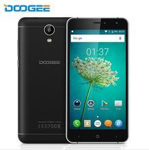 Origine DOOGEE X7 pro Mobile Téléphone 6.0 pouce Android 6.0 2 GB RAM 16 GB ROM 3700 mAh 4G MT6737Quad Core Dual ID OTA Smartphone
