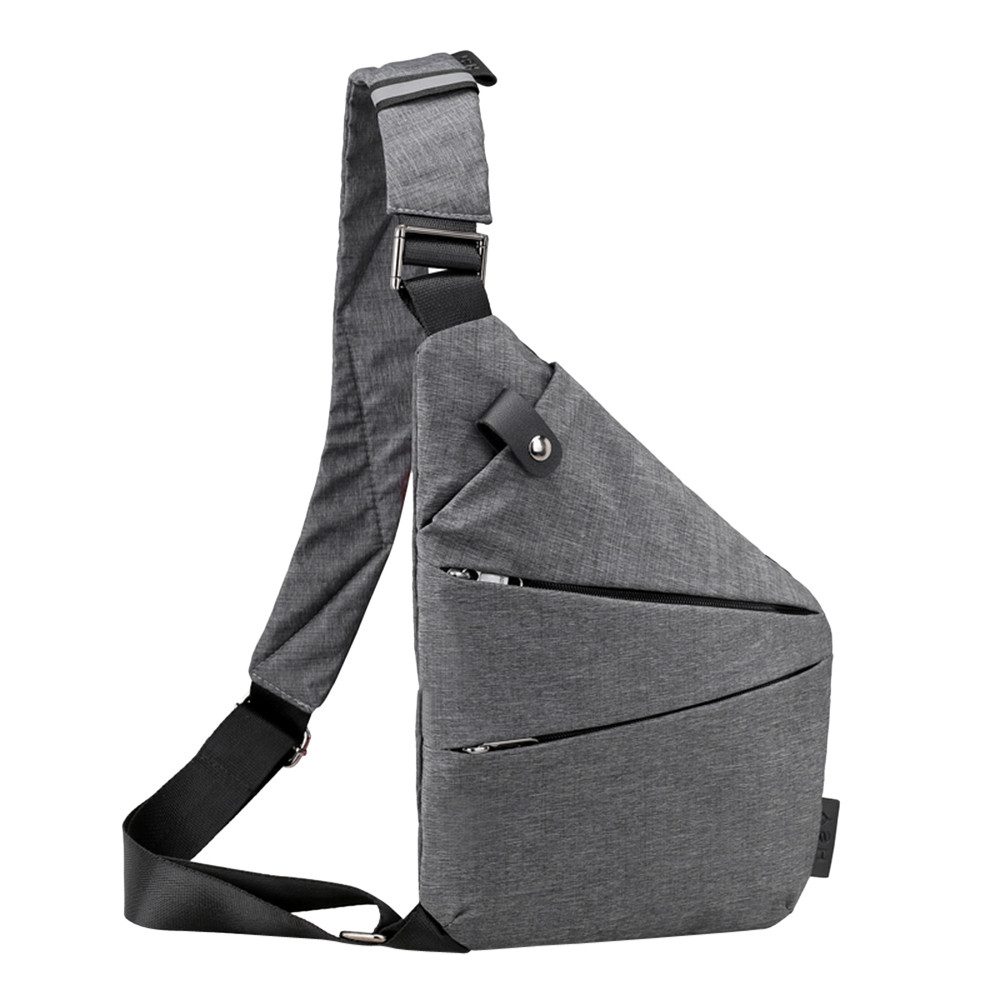 ab914f146efd Messenger Bag Men Travel Bags Casual Canvas Chest Bag Handbags Crossbody  2018 New Style  410