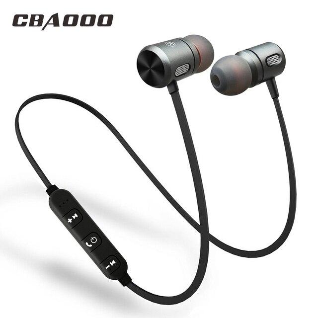 cbaooo c10 bluetooth earphone wireless headphones bluetooth sports