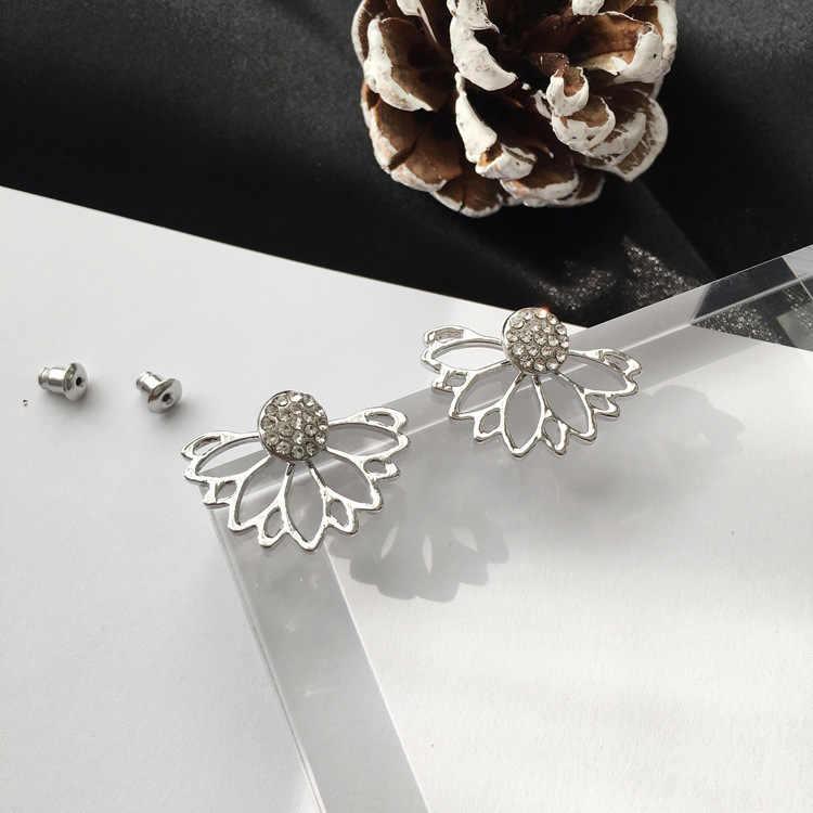 Aretes püskül küpe küpe küpe moda bayan küpe oymak Lotus şekli yüksek kaliteli ürünler satan üreticiler