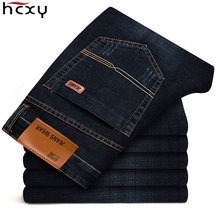 HCXY 2019 Mens jeans New high quality Fashion Men