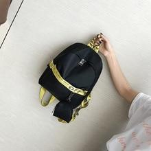 Осень 2017 г. Новинка зимы модные женские туфли женские повседневные школьников на молнии простые мягкие буквы панелями сумки рюкзаки