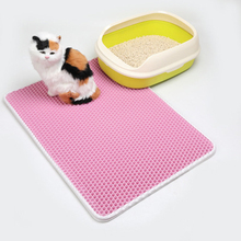Safe And Soft Cat Litter Mat Breathable Foam Use For Cats Box Remove From PAWS Waterproof Pet Supplies