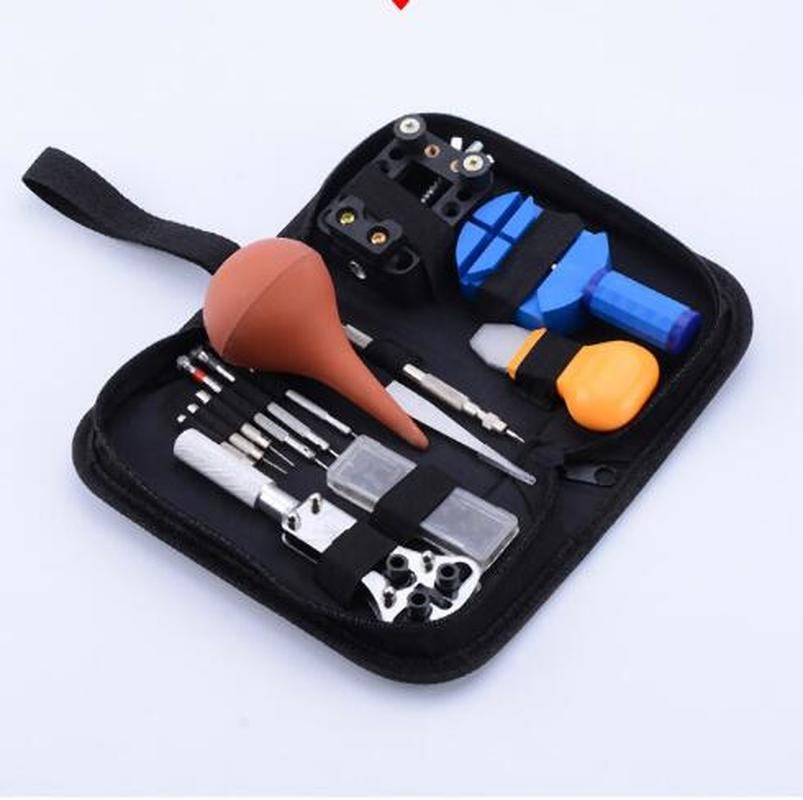 Portable Watch Repair Tools Kit Set Watch Tools Case Watchma