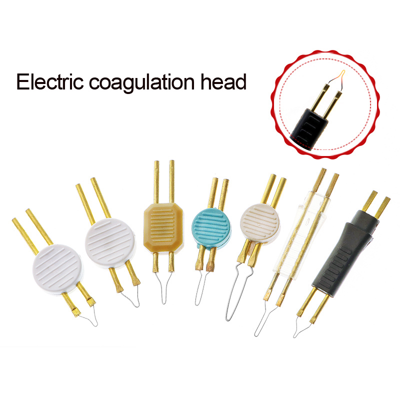 Does Not Contain An Electrocoagulation Pen, Just An Electrocoagulative Tip Electric Coagulation Double Eyelid Surgical Tools