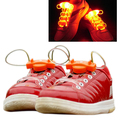 ASDS Shoelaces Light up Flashing glowing Shoe Laces or Fluorescence Shoelaces- Rave Party Accessories