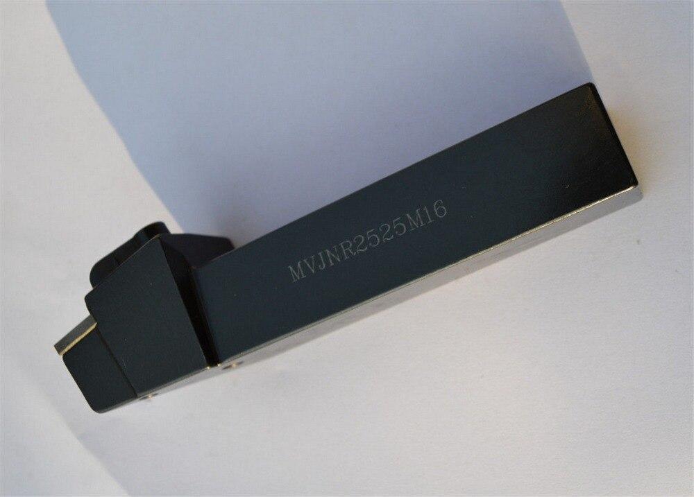 (Livraison gratuite) MVJNR2525M16 25x150mm tour porte-outil de tournage externe pour VNMG1604 CNC(Livraison gratuite) MVJNR2525M16 25x150mm tour porte-outil de tournage externe pour VNMG1604 CNC