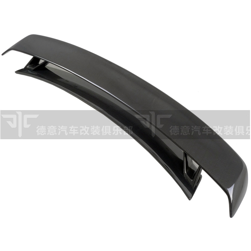 TT Modified TTS Style Carbon Fiber Rear Trunk Lip Spoiler Car Wing for Audi TT 2008 2009 2010 2012 2013 2014 car styling rear wing trunk spoiler decorative cover for europe toyota camry 2012 2013 2014 2015 abs auto accessories