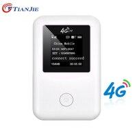 4 Gam LTE Wifi Router 150 Mbps Mobile Hotspot Không Dây Xe Mifi Mở Khóa Modem Băng Thông Rộng Dongle 3 Gam 4 Gam Wi-Fi Router Với Khe Cắm Thẻ Sim