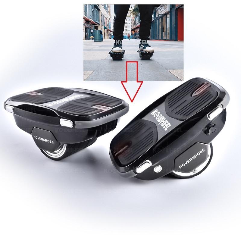 Rollschuhe, Skateboards Und Roller Treu 2018 Neue Koowheel Elektrische Sakteboard Hovershoes Selbst Balancing Kleine Smart Hoverboard Tragbare Hover Rollschuhe Schuhe 100% Garantie Skate Board