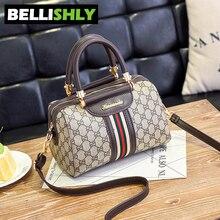 93c67535b804 Bellishly Ladies Bags 2019 Luxury Famous Brand Leather Handbags Female  Messenger Sac Women s Shoulder Fashion Designer