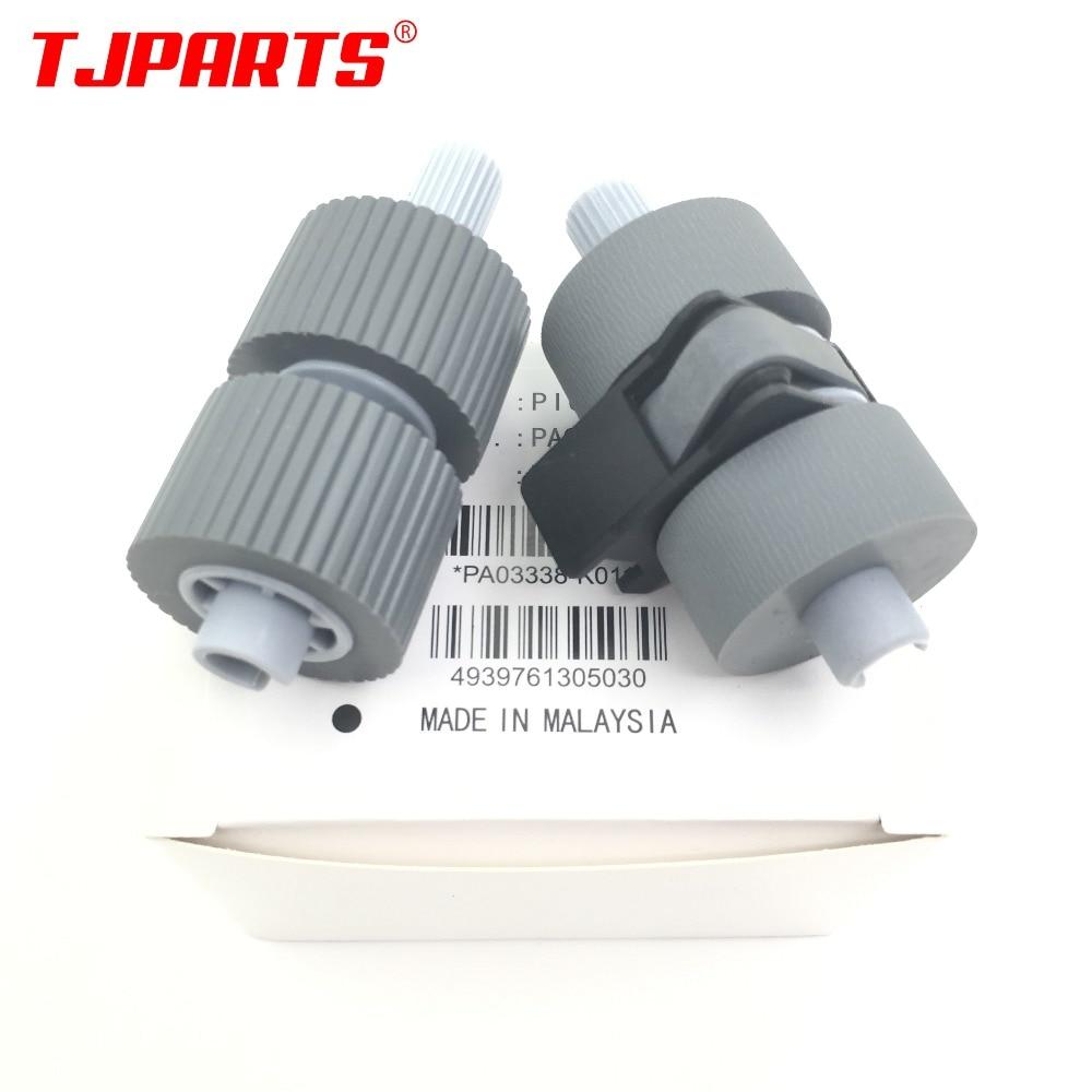 5SETX PA03338 K011 Pickup Pick Roller for Fujitsu fi 6750 fi 6750S fi 6770 fi 6670
