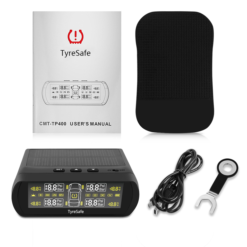TPMS Detector de coche Sistema de monitoreo de presión de - Electrónica del Automóvil - foto 6