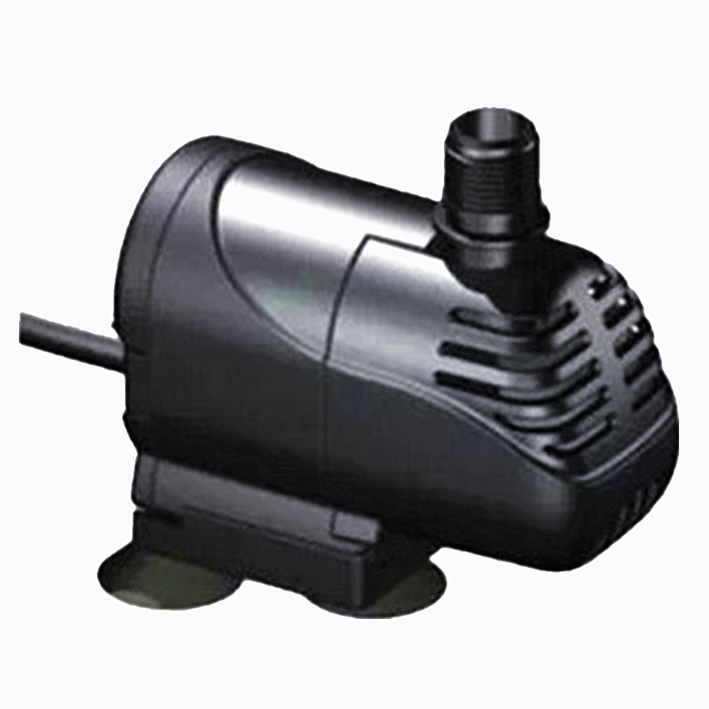 Silent 10w 700l h aquarium submersible pump resun s700 for Fish tank water pump