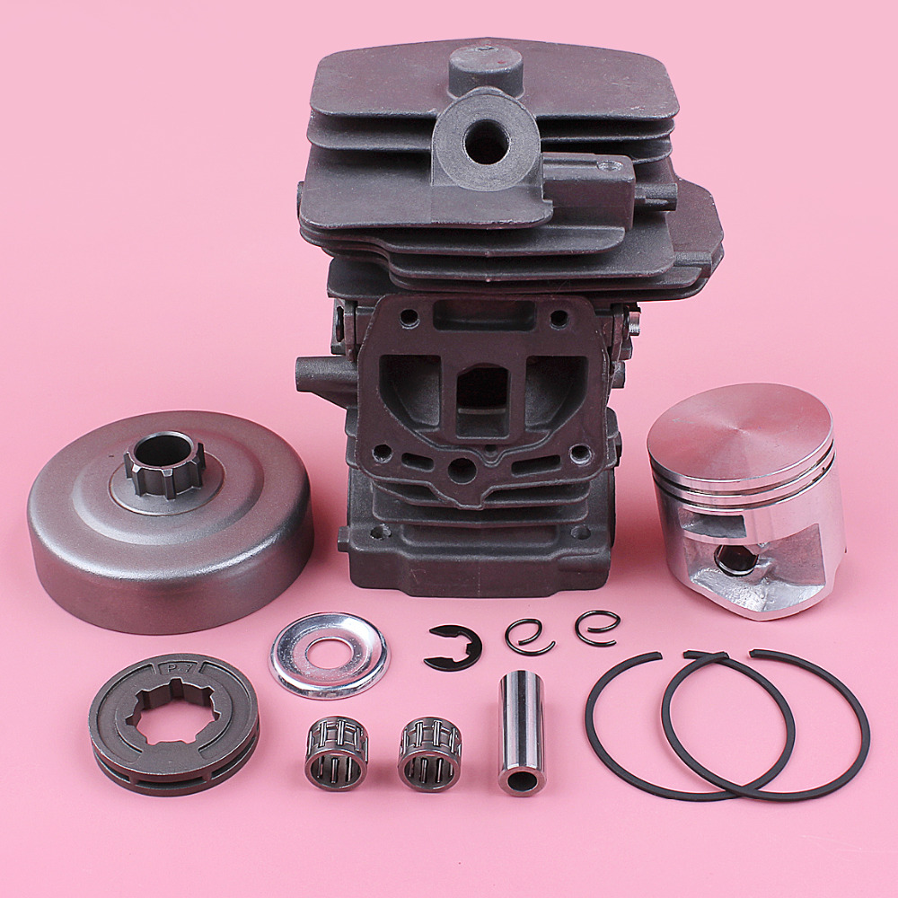 44mm Cylinder Piston Kit For Stihl MS251 MS 251 Clutch Sprocket Drum Rim Bearing Washer Chainsaw Spare Replace Part44mm Cylinder Piston Kit For Stihl MS251 MS 251 Clutch Sprocket Drum Rim Bearing Washer Chainsaw Spare Replace Part