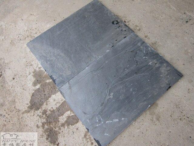 Piastra in pietra naturale ardesia piastrelle muro di mattoni