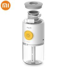 Xiaomi humidificateur à brouillard ultrasonique USB, Mini humidificateur à arôme, diffuseur dhuile essentielle, aromathérapie, purificateur dair de voiture pour le bureau à la maison