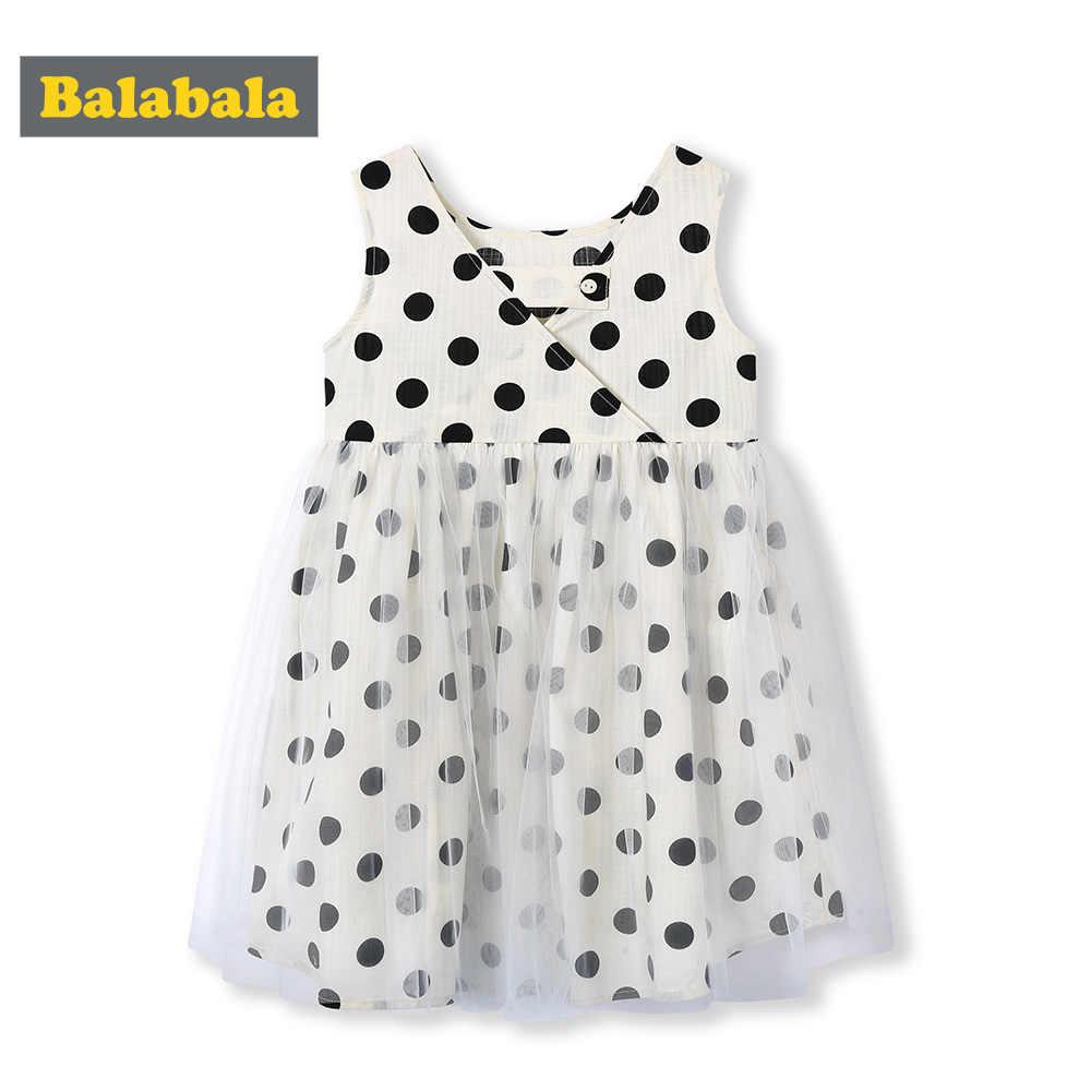 Balabala/платье принцессы для маленьких девочек; Вечерние платья с единорогом для маленьких девочек; Летнее Детское Повседневное платье; Детские платья для девочек