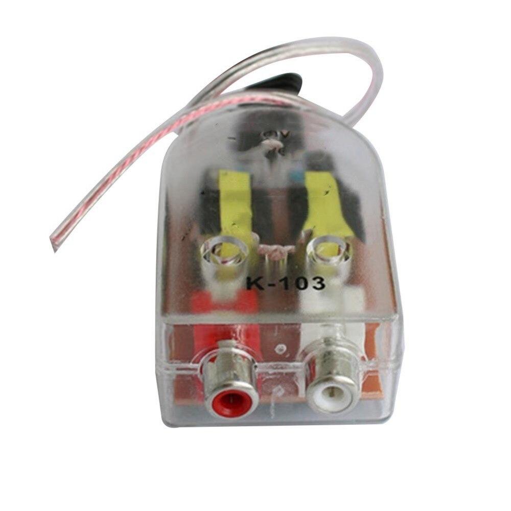 Nützliche Auto Autos Absteigend Impedanzwandler Konverter Adapter ...