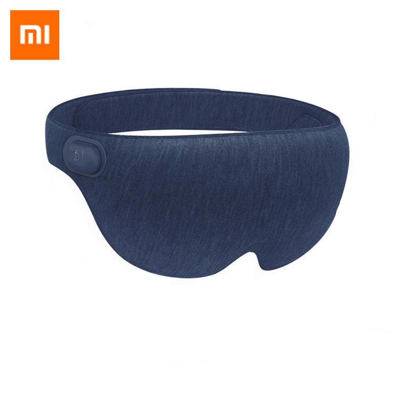 Xiaomi Mijia Ardor 3d Stereoscopic Hot Compress Eye Mask Surround Heating Relieve Fatigue Usb Type-c Powered For Work Study Rest At All Costs