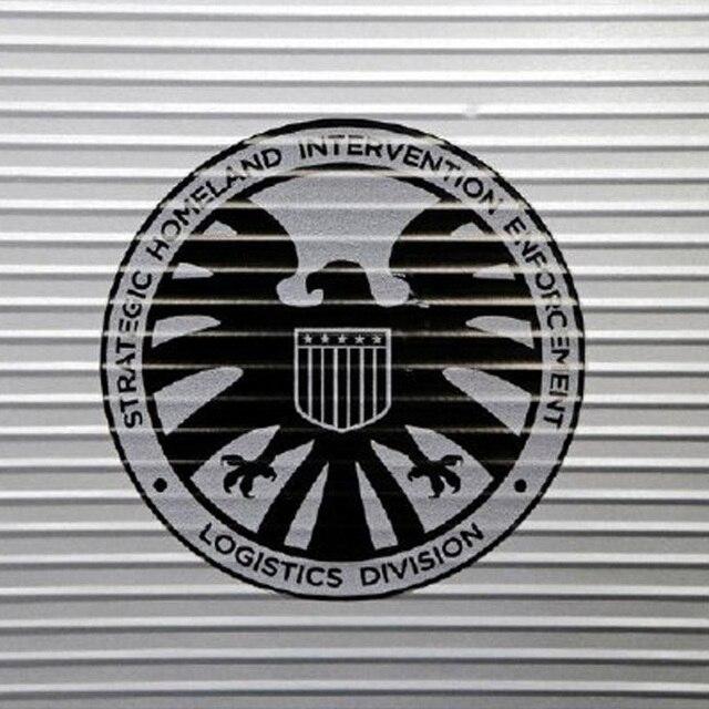 Noizzy Marvel Agents Of Shield Avengers Symbol Car Auto Door Sticker