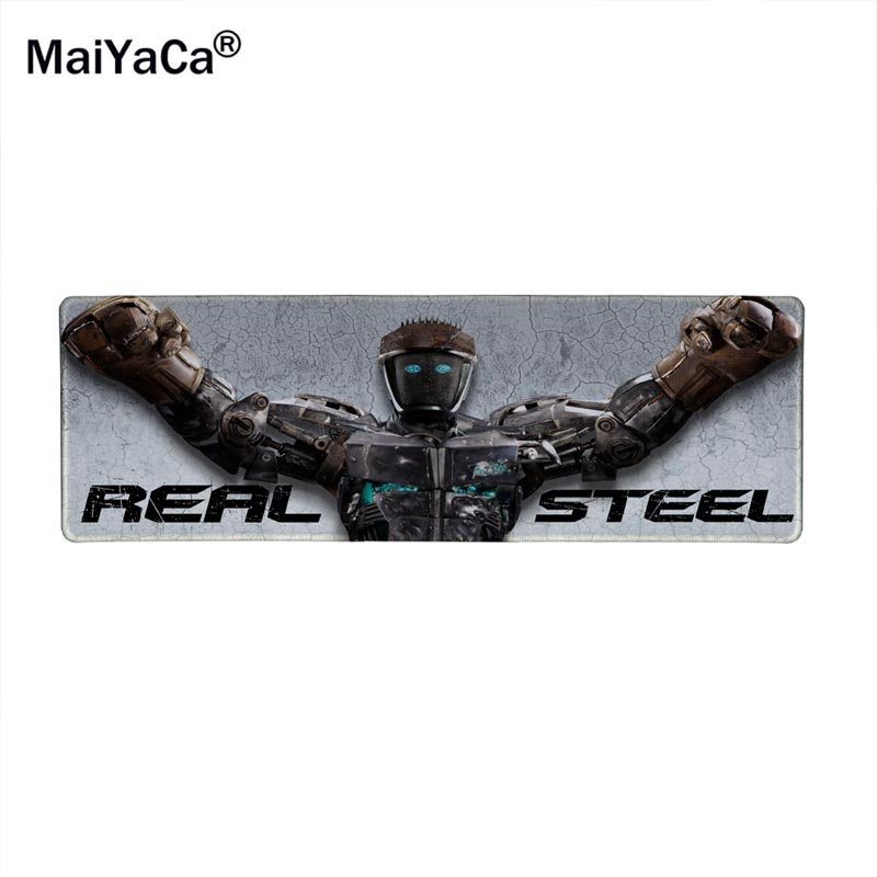 Real Steel Atom Mouse pad 800x300x2mm pad for mouse notbook computer mousepad best padmouse gaming gamer for laptop mouse mat