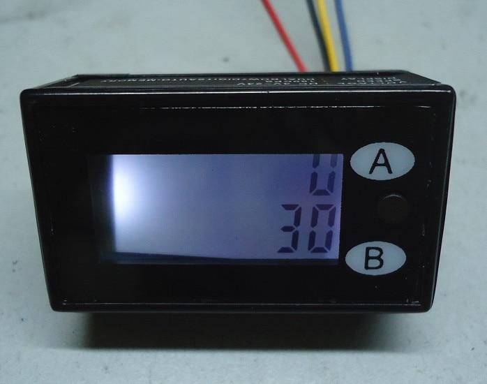5 pcs lampu LED NON-RESET 7 digit LCD coin Counter meter untuk selector akseptor koin, arcade game bagian