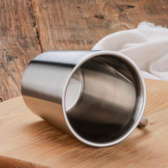 Stainless Steel Copper Plated Coffee Cup