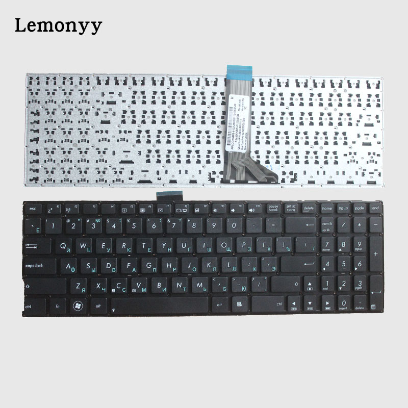 NEW Russian laptop Keyboard for ASUS X555 X555L X555LA X555LD X555LN X555LP X555LB X555LF X555LI X555U TP550 RU original interface for asus x555ld a555l x555lj x555lb x555lp x555ln x556u interface on hdd board and on motherboard