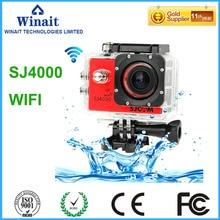2017 Newest Original SJCAM SJ4000 WiFi Sport Action Camera 1.5inch 1080P HD Waterproof sj cam mini Sports DV Freeshipping