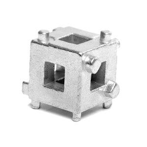 WDHZ coche DIY herramientas de pistón de freno de disco trasero Caliper Wind Back Cube 3/8