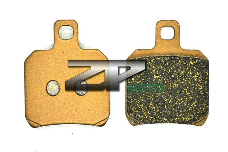Brake Pads For AFTERMARKET font b CALIPER b font 20 6950 51 2 Piston P2 32