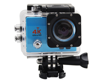 Q3H Ultra 4K HD Wifi Waterproof Digital Video Camera For Home and Sports Use.