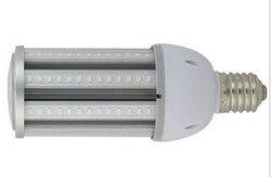 36 W E27 E40 kukurydzy LED światła/36 w LED światła ulicy 360 stopni AC 85 265 V|light flicking|light brown high lightslight sensitive lighting -