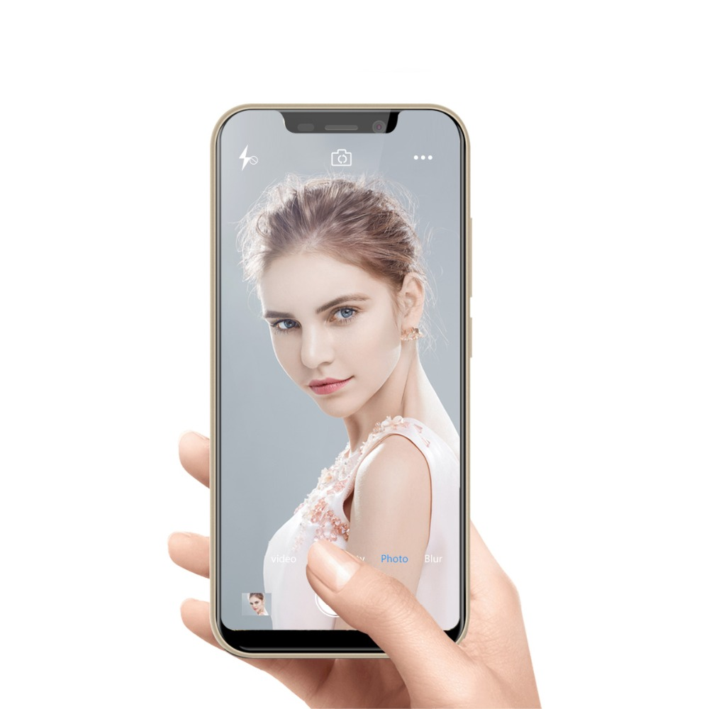 Original New Blackview A30 Smartphone Android 8.1 Dual SIM Cards QHD 5.5 19:9 Full Screen MT6580A Quad Core 2GB 16GB Cell phone image